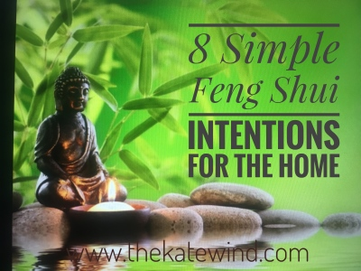 8 Feng Shui Intentions for the Home